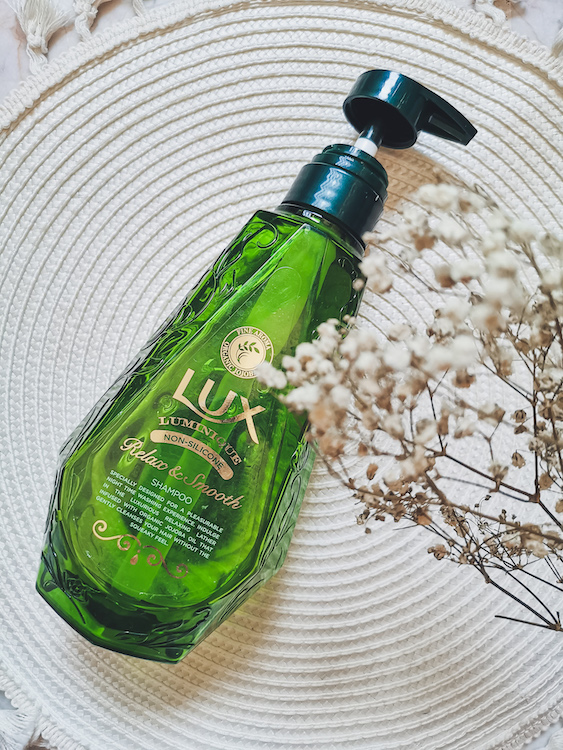REVIEW | Lux Luminique Relax & Smooth Non-Silicone Shampoo