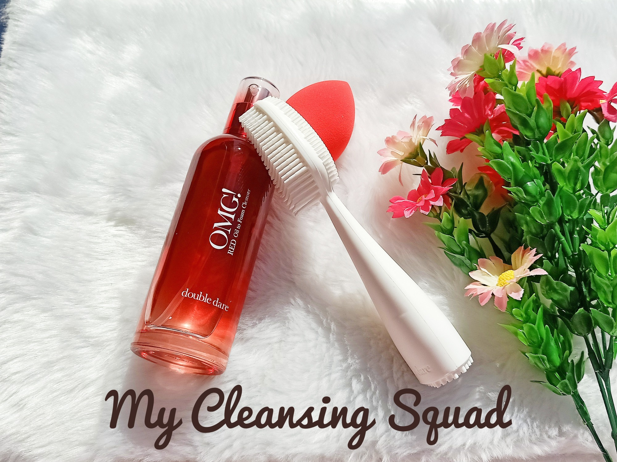 Fun & Relaxing with Double Dare Cleansing Loves!