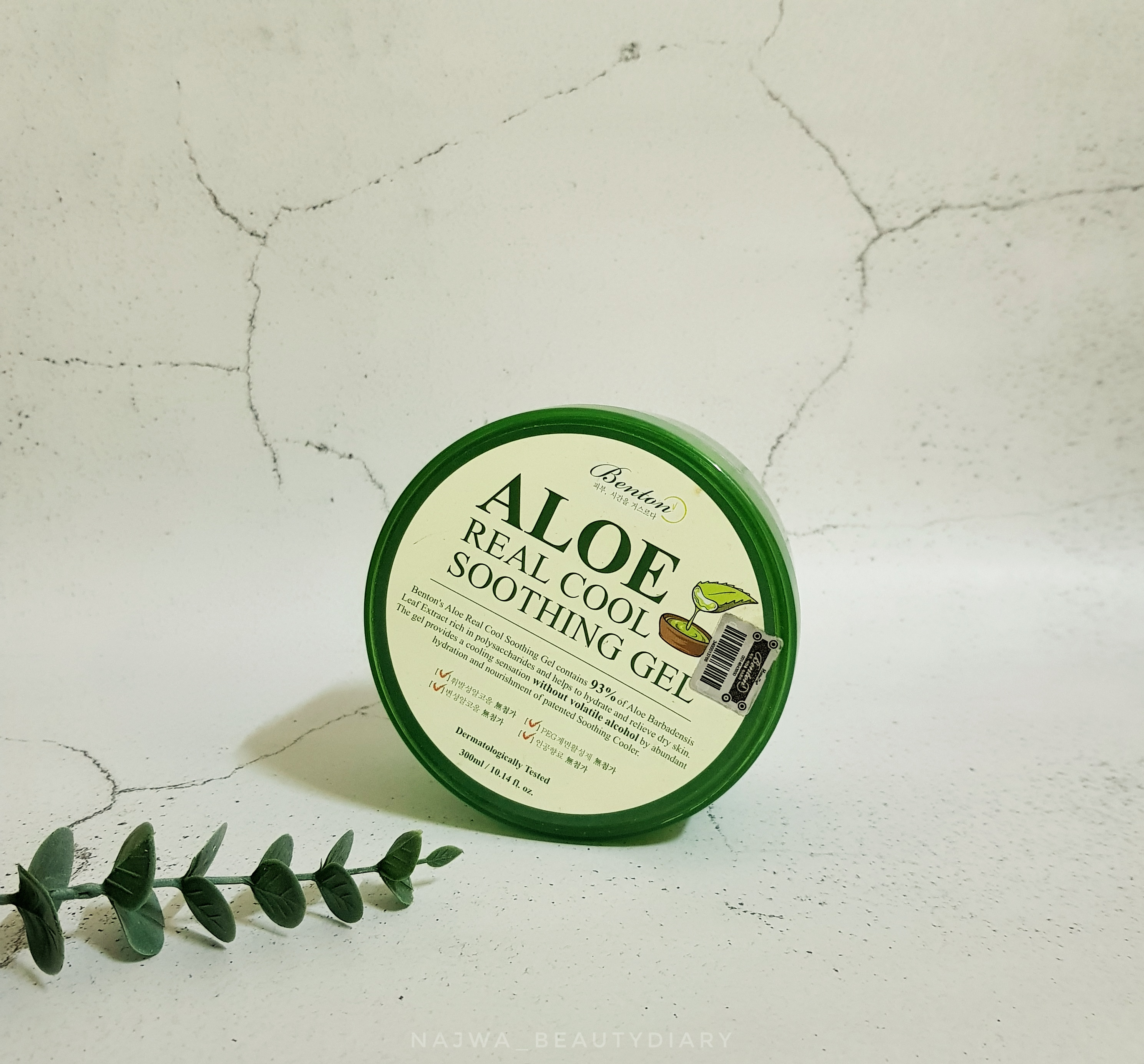 Best Soothing Gel I've Ever Tried | Benton Aloe Real Cool Soothing Gel