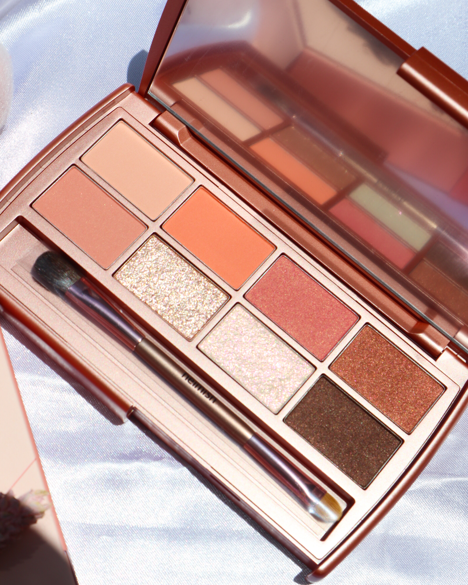 REVIEW | Heimish Dailism Eye Palette Review [#Coral Essay]