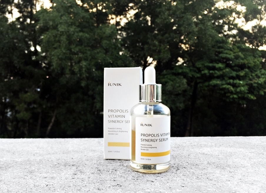 Review | iUNIK Propolis Vitamin Synergy Serum