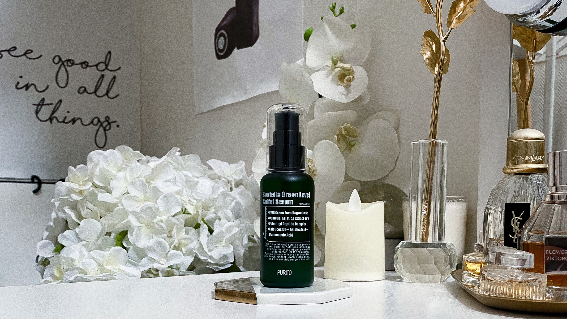 REVIEW | Purito Centella Green Level Buffet Serum