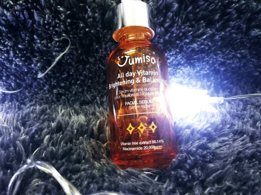 REVIEW | Jumiso All Day Vitamin Brightening & Balancing Facial Serum