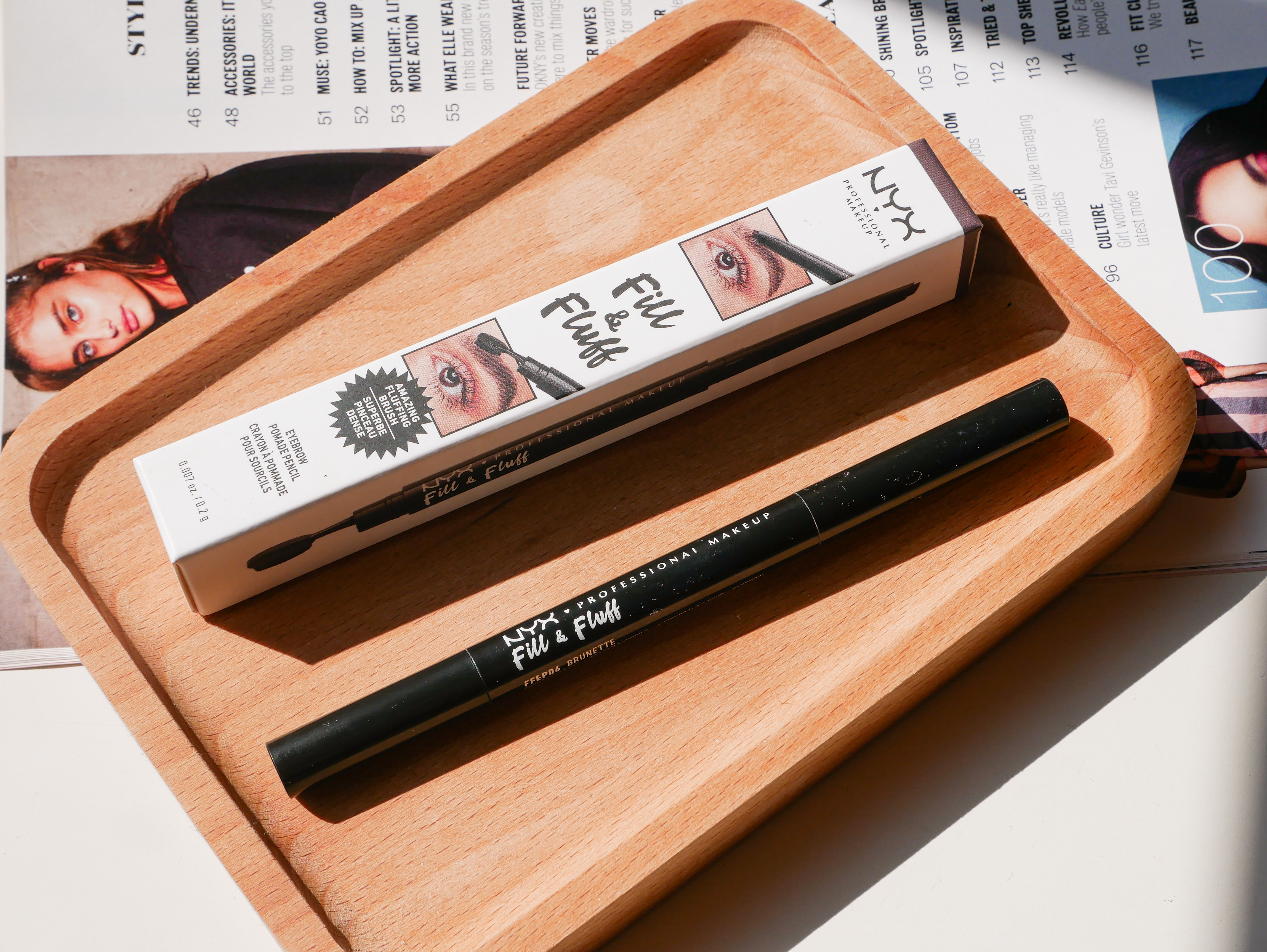 REVIEW | NYX Professional Brow Pencil