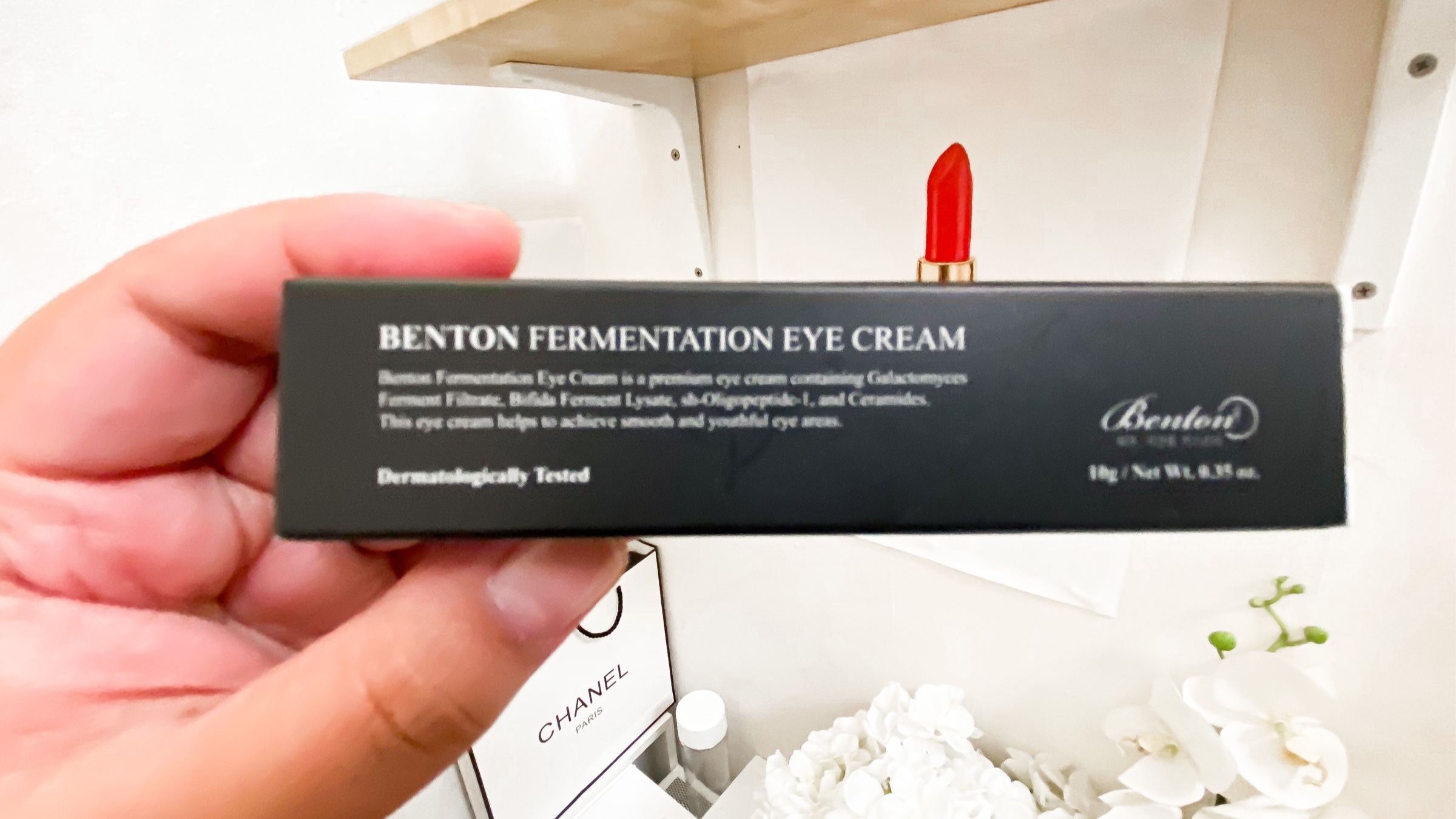 REVIEW | Benton Fermentation Eye Cream