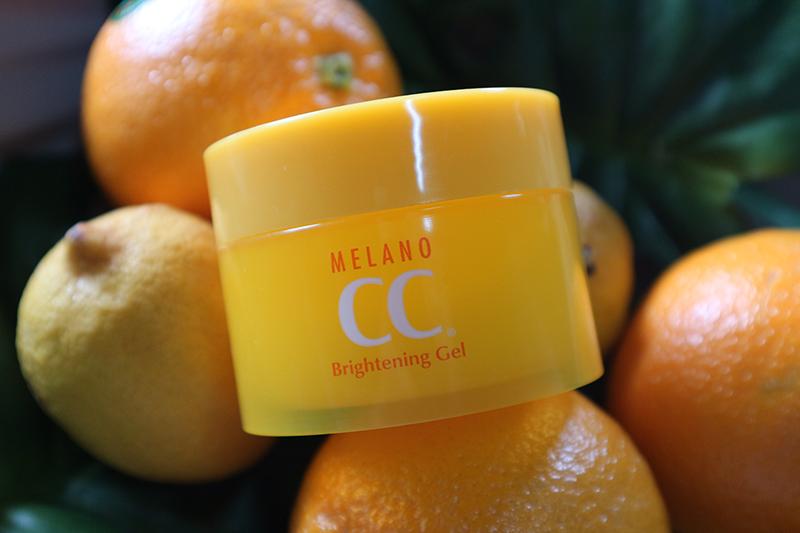 REVIEW | Melano CC Brightening Gel