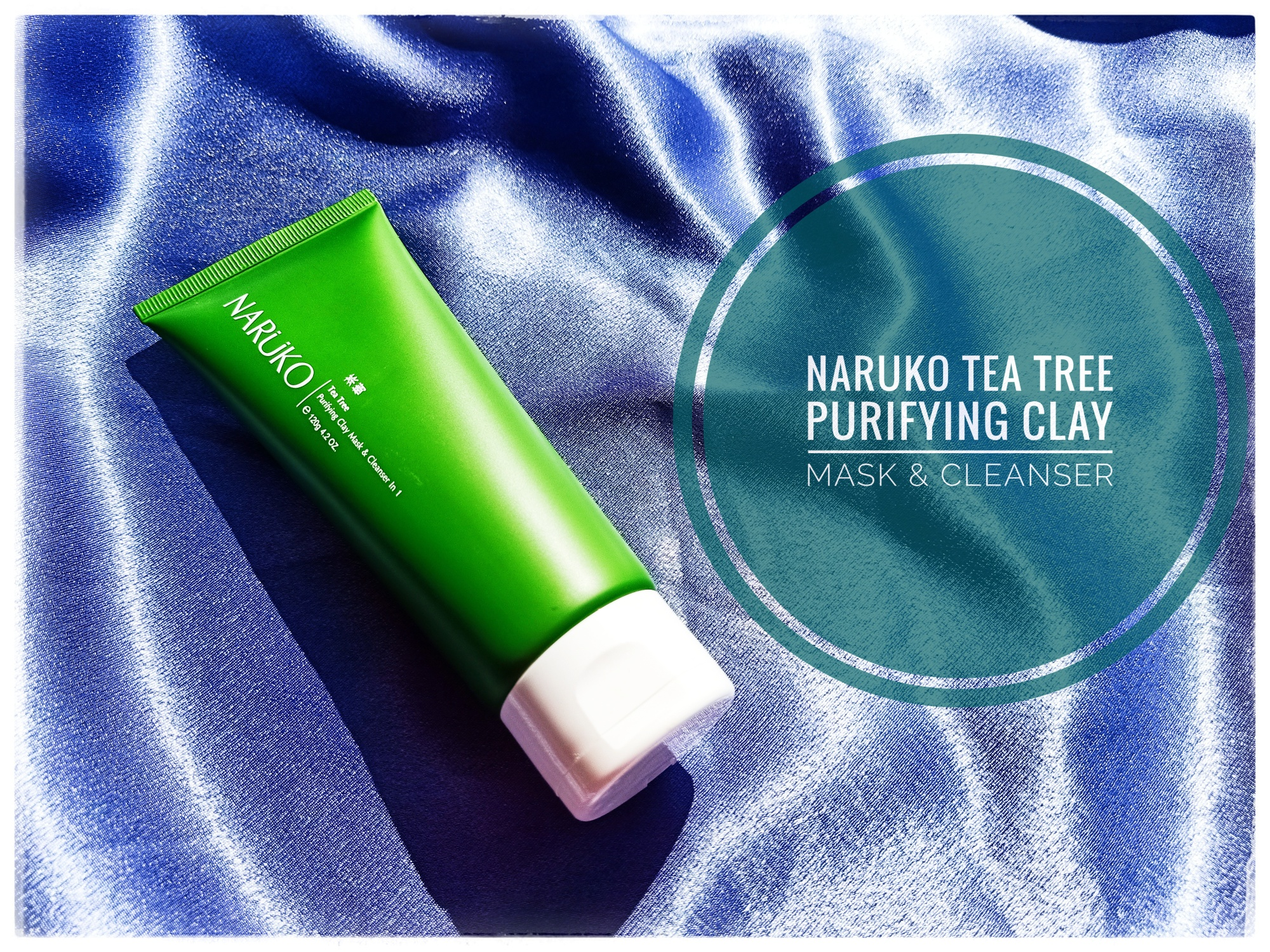 REVIEW | Naruko Tea Tree Purifying Clay Mask & Cleanser In 1