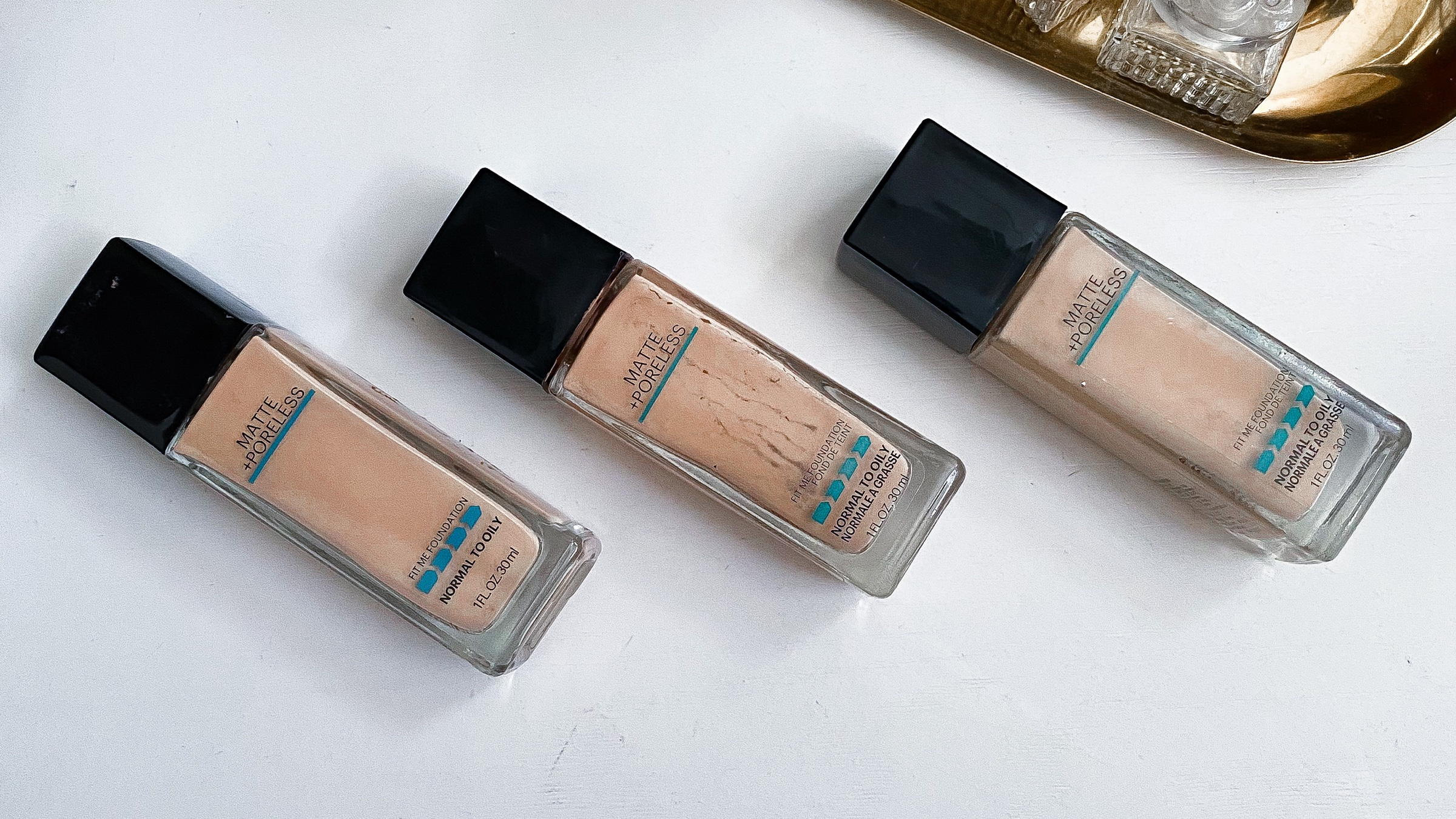 REVIEW | Maybelline Fit Me Matte + Poreless Liquid Foundation