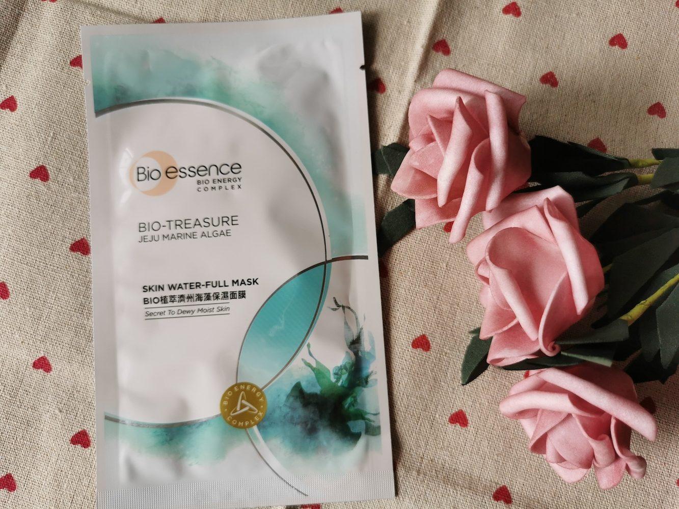 REVIEW | Bio-Essence Bio-Treasure Facial Mask #Hydration