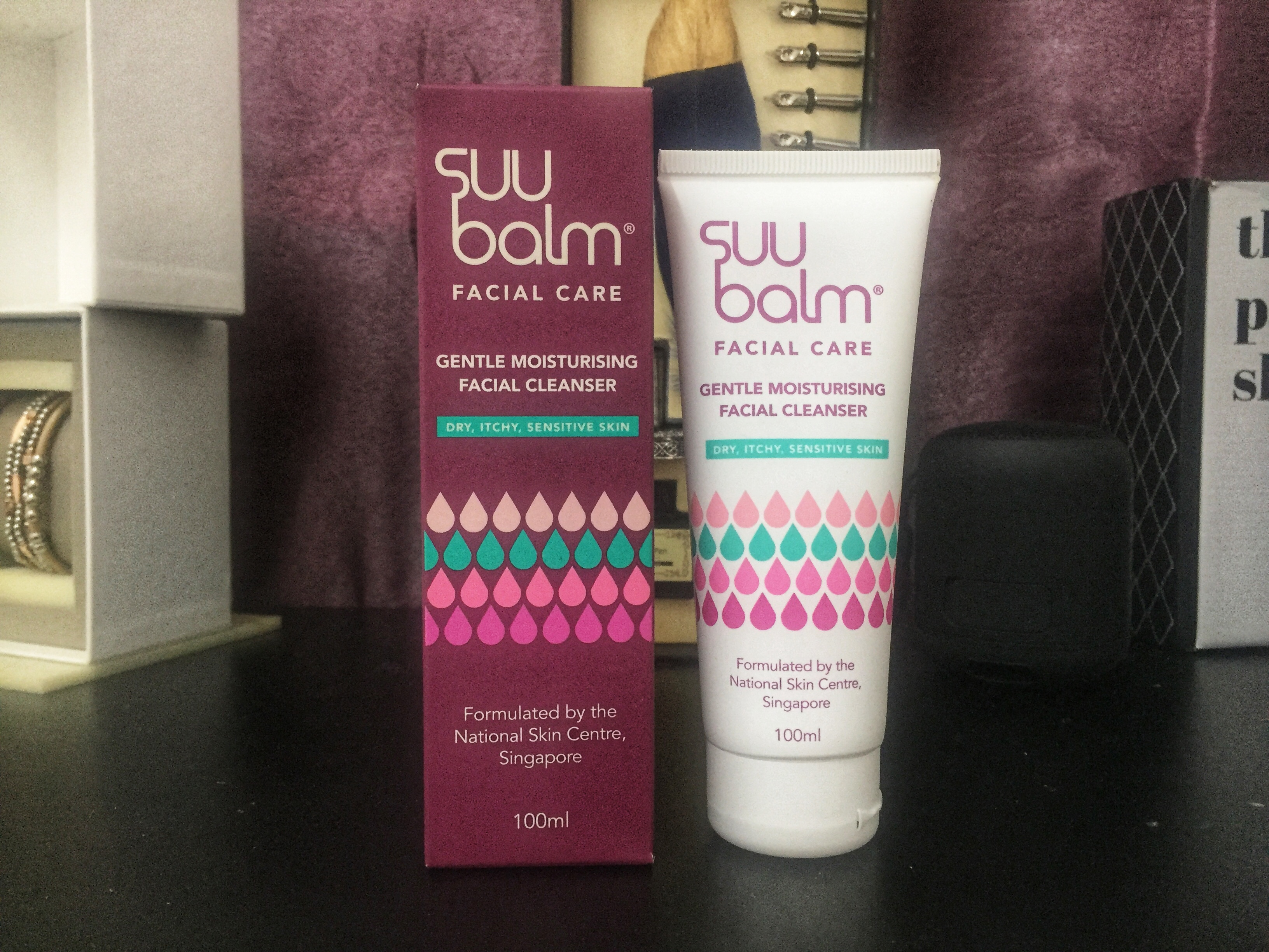 REVIEW | Suu Balm Facial Care Gentle Moisturising Facial Cleanser