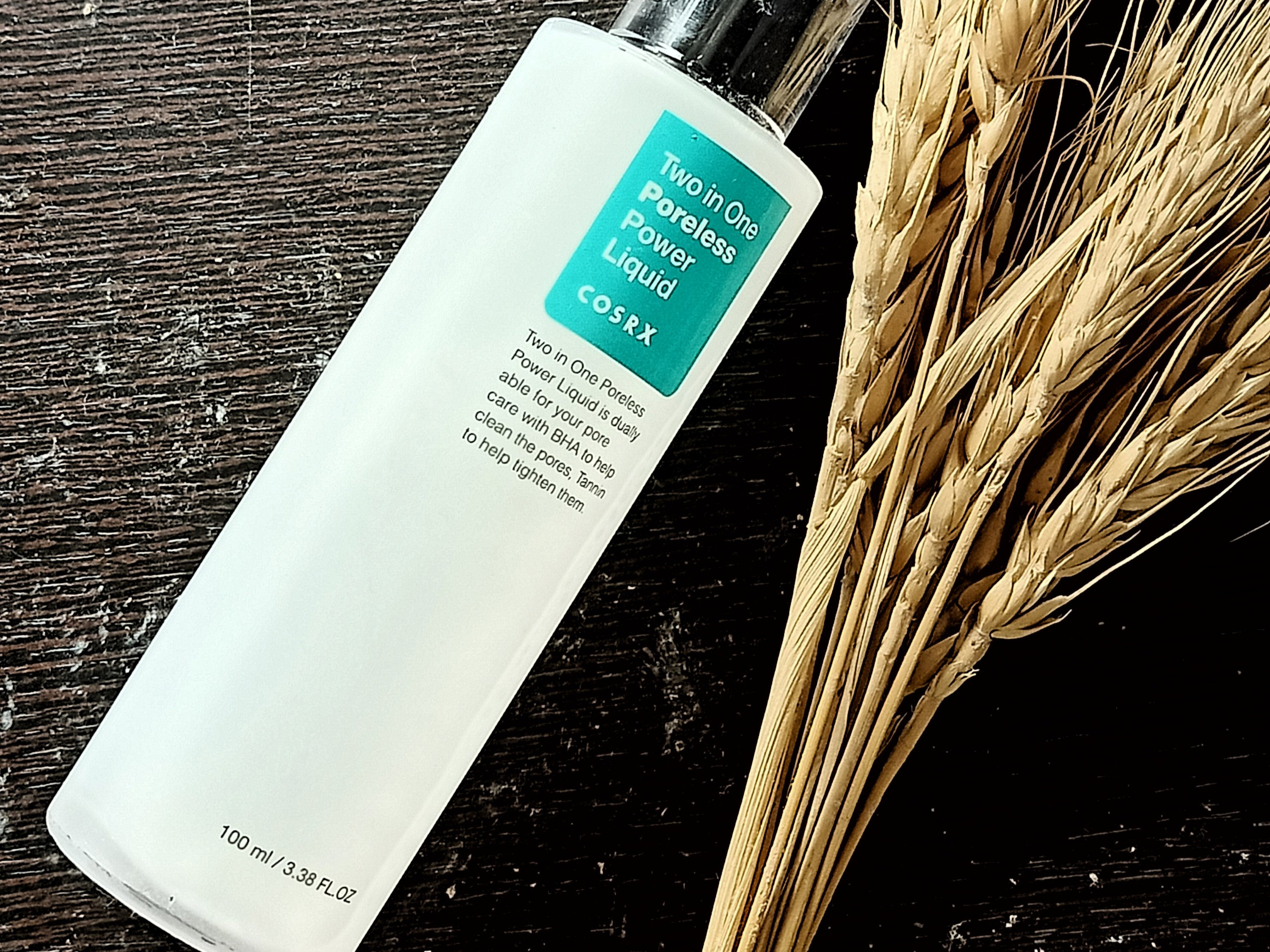 REVIEW   COSRX Two In One Poreless Power Liquid: Worth the Hype?