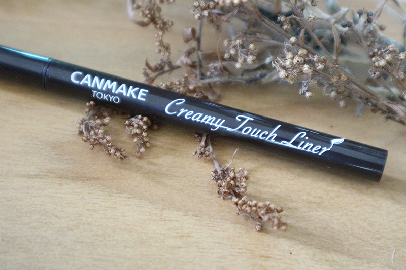 REVIEW | Canmake Creamy Touch Liner