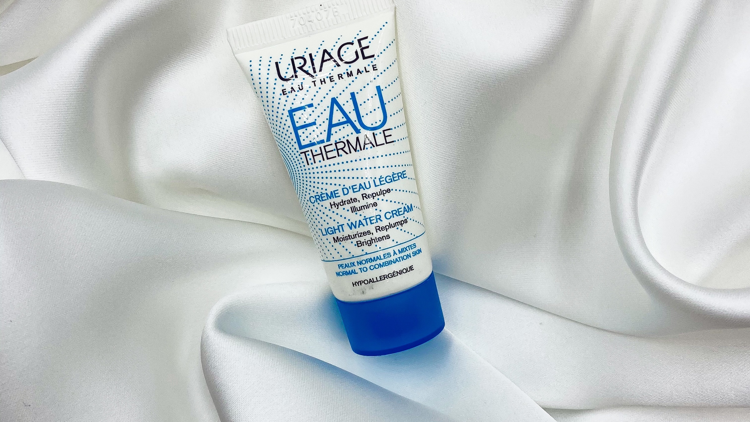 REVIEW | Uriage Eau Thermale Water Cream
