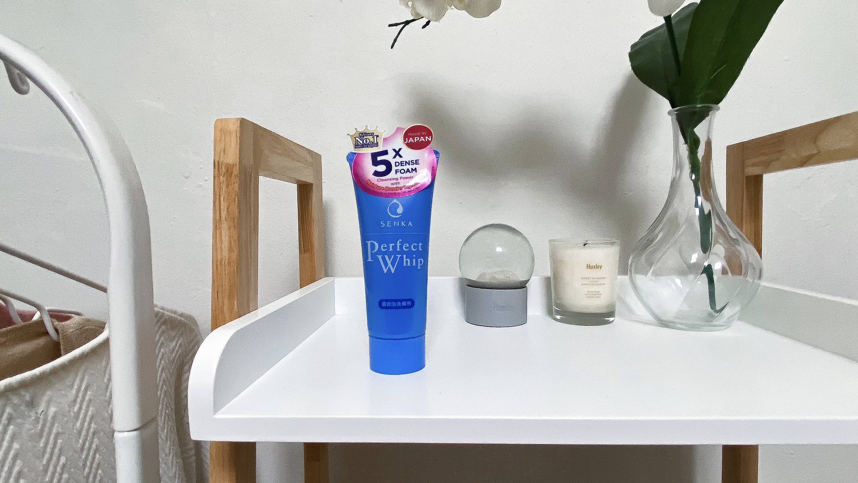 REVIEW | Senka Perfect Whip Cleanser