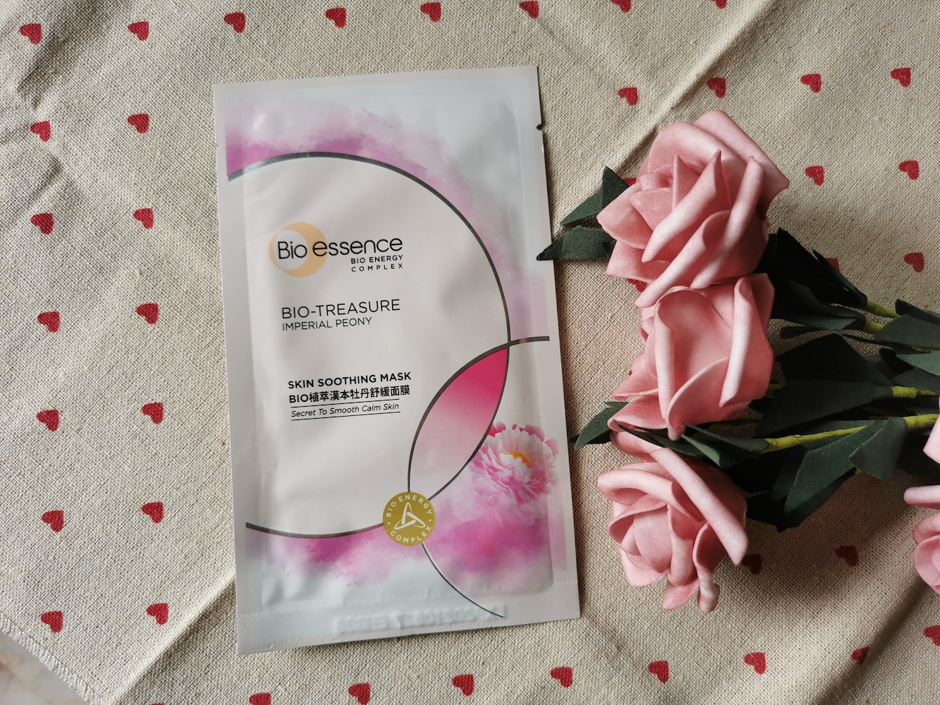 REVIEW | Bio-Essence Bio-Treasure Facial Mask (Soothing)