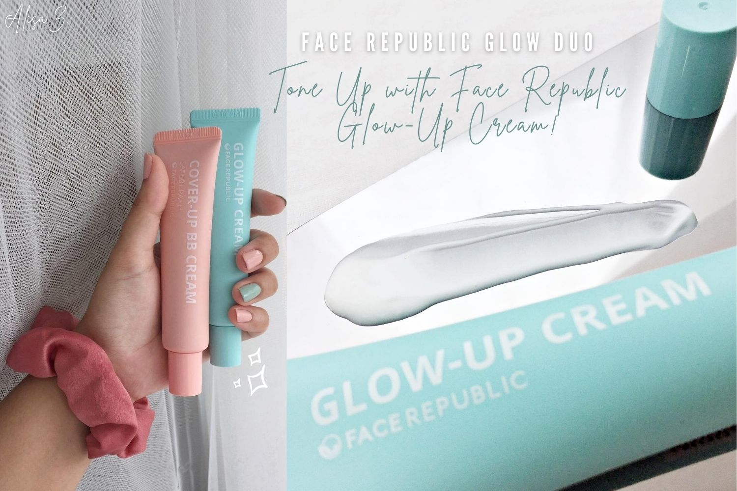 REVIEW | Tone Up with Face Republic Glow-Up Cream