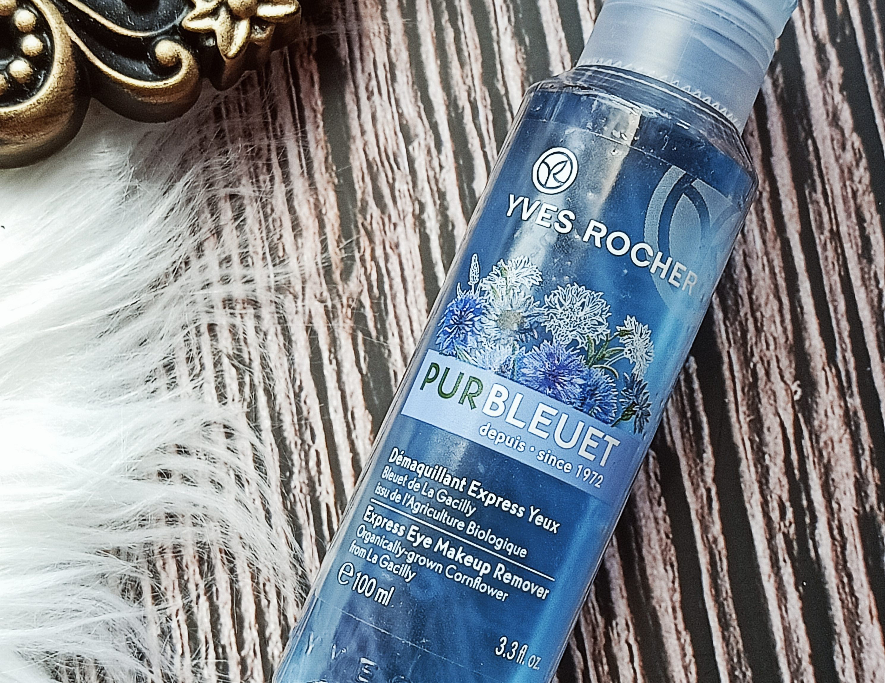 REVIEW | Yves Rocher Pur Bleuet Express Eye Makeup Remover