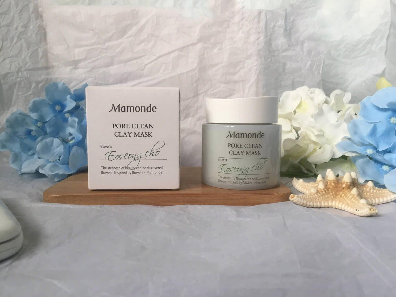REVIEW | Mamonde Pore Clean Clay Mask
