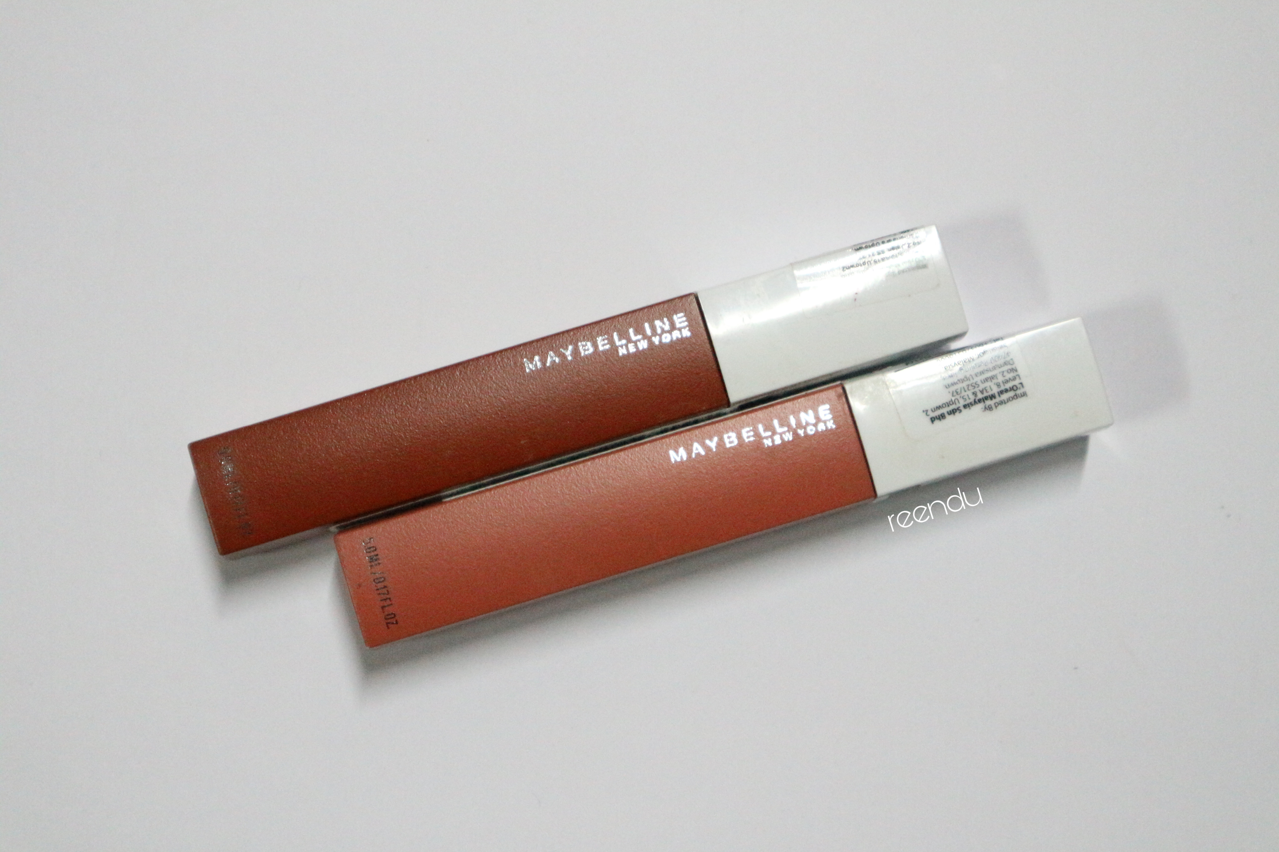 REVIEW | Maybelline Super Stay Matte Ink