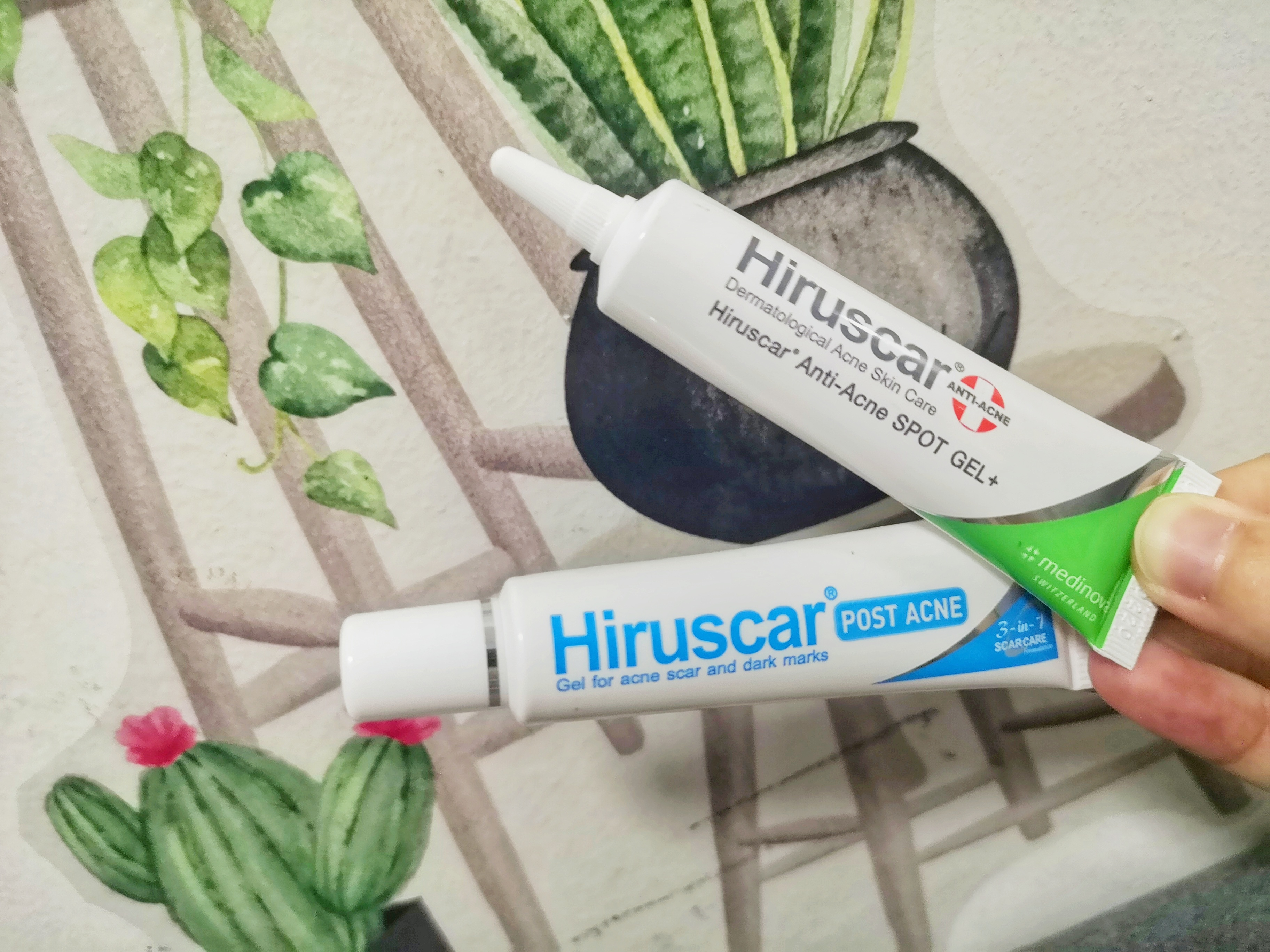 REVIEW | How I Reduced My Mask-Acne Scars with Hiruscar