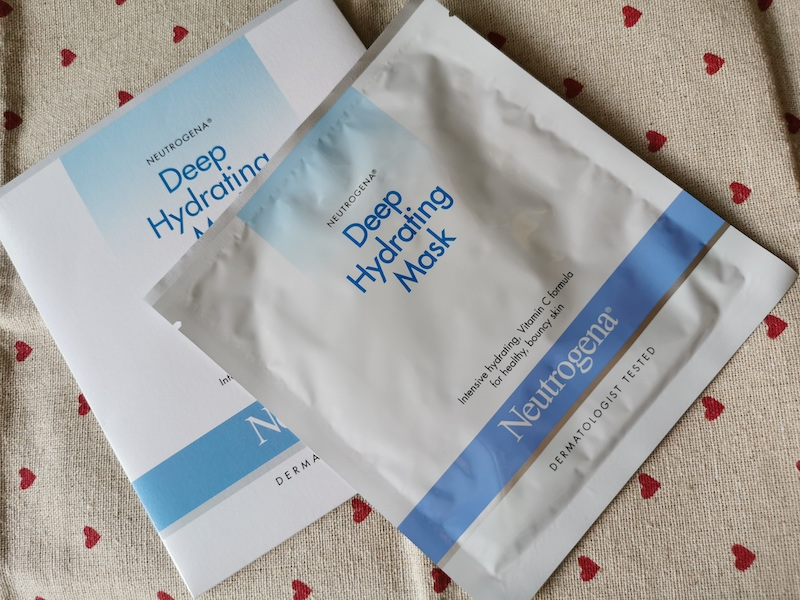 REVIEW | Neutrogena Deep Hydrating Mask