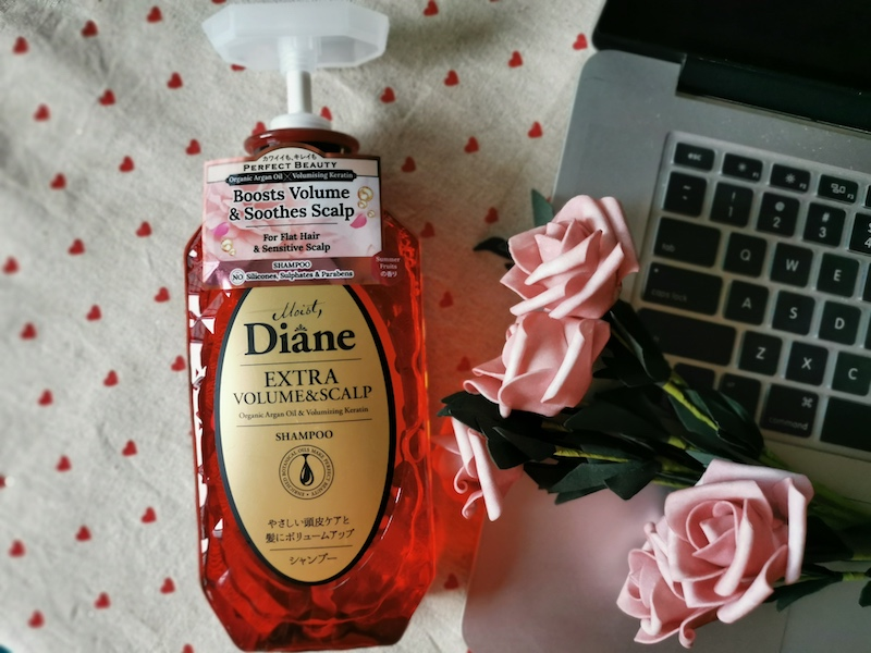 REVIEW | Moist Diane Perfect Beauty Extra Volume & Scalp