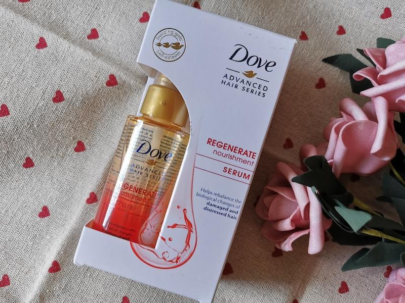 REVIEW | Dove Advanced Hair Series Regenerate Nourishment Serum