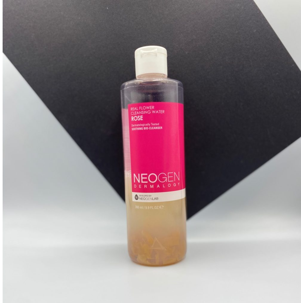 REVIEW | Why I LOVE Neogen Real Flower Cleansing Water [#Rose]