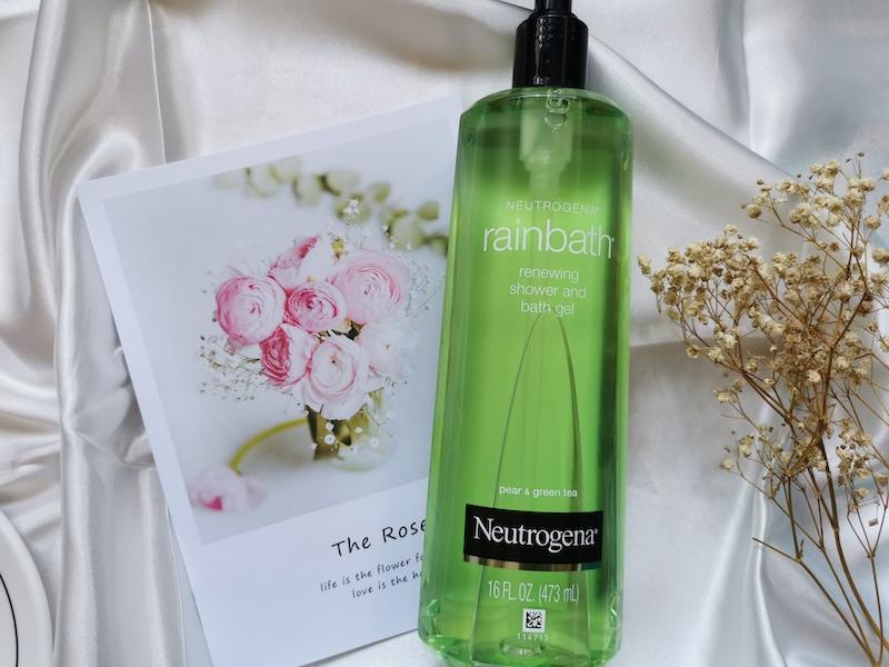REVIEW | Neutrogena Rainbath Pear And Green Tea
