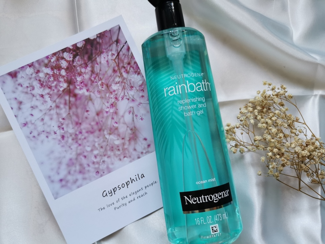 REVIEW | Neutrogena Rainbath Ocean Mist