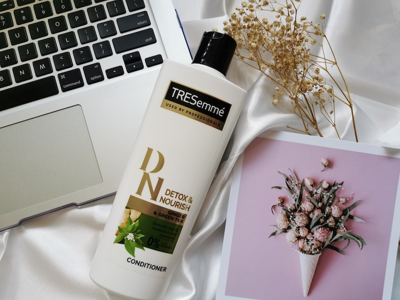 REVIEW | Tresemme Detox & Nourish Conditioner