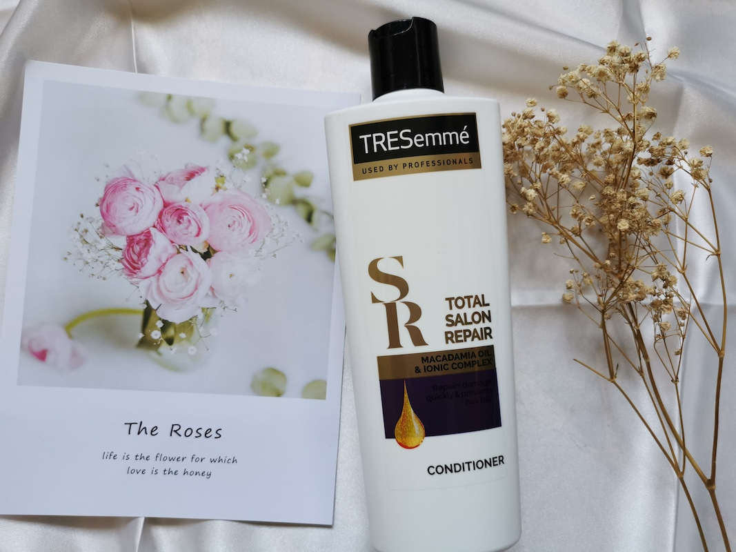 REVIEW | Tresemme Total Salon Repair Conditioner