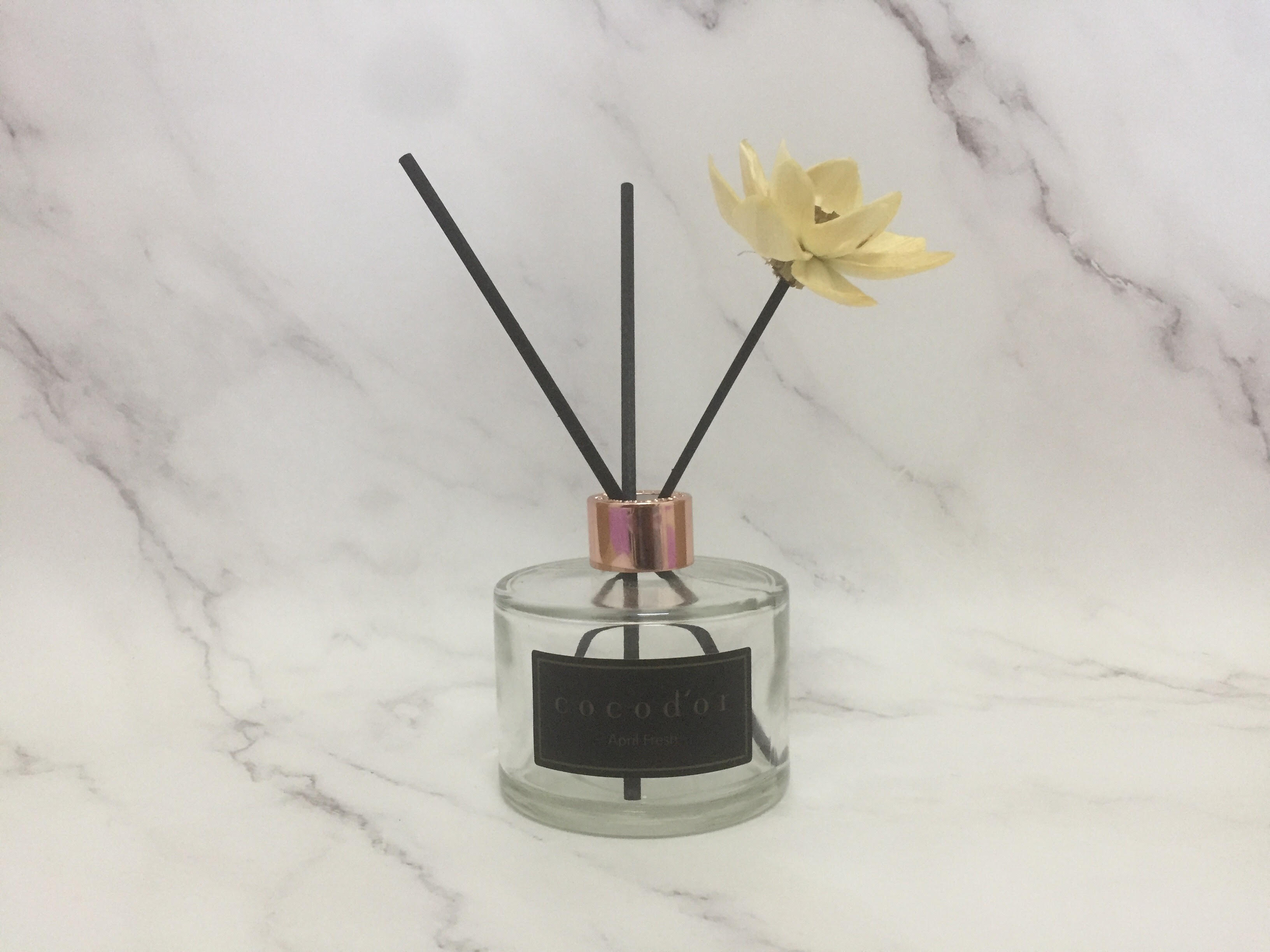 REVIEW | Cocod'or Reed Diffuser #April Fresh