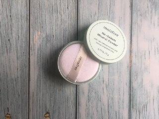 REVIEW   Innisfree No sebum mineral Powder