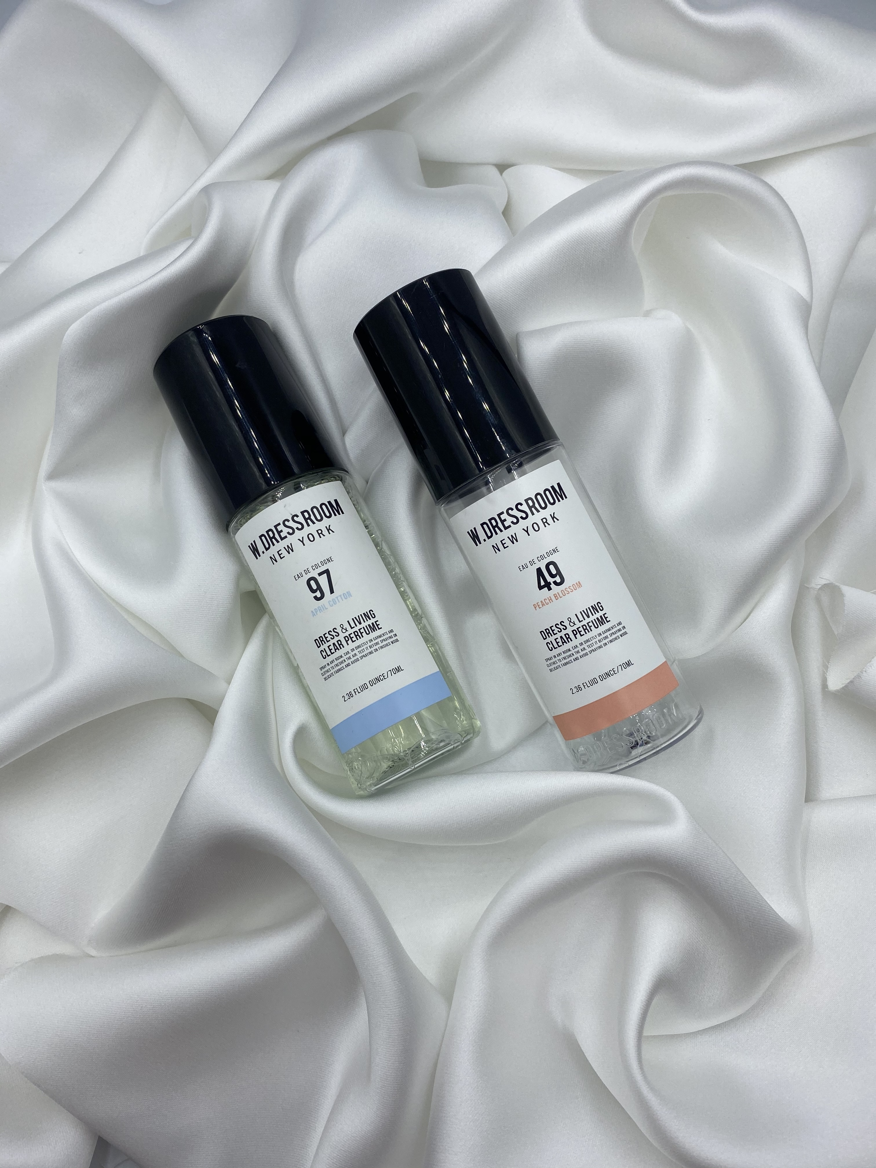 REVIEW | W.Dressroom Dress & Living Clear Perfumes