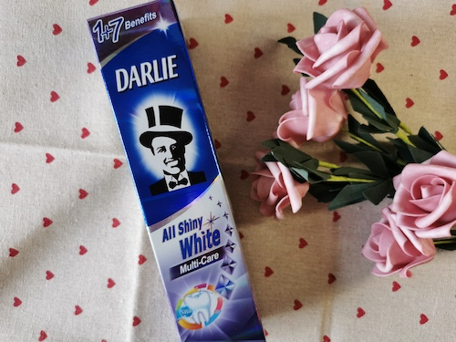 REVIEW | Darlie Double Action Multicare Toothpaste