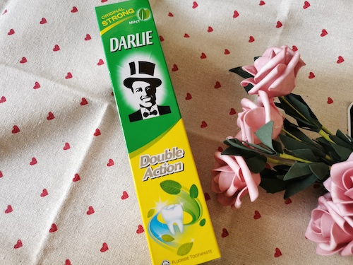 REVIEW | Darlie Double Action Toothpaste