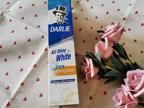 REVIEW | Darlie All Shiny White Baking Soda Toothpaste