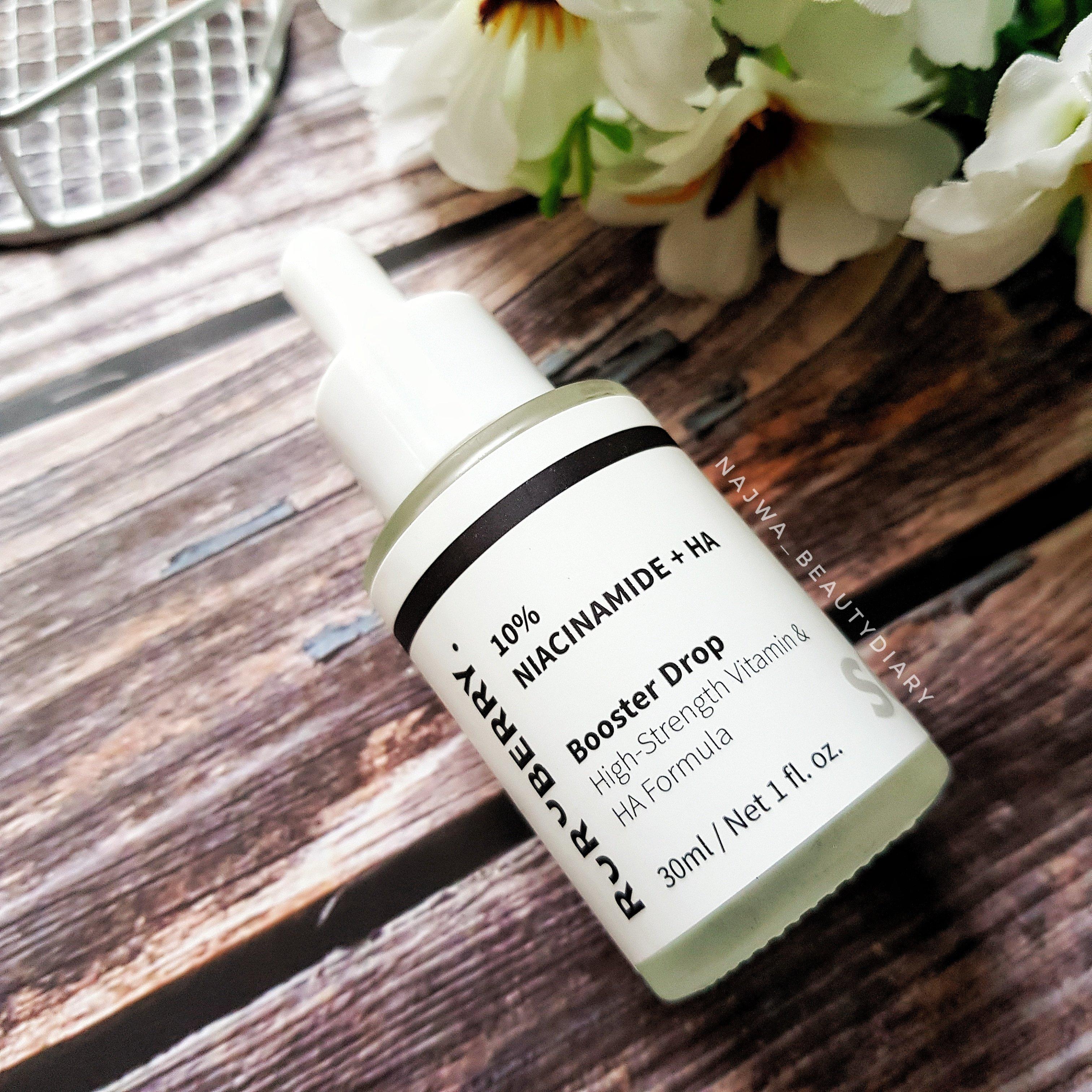 BM REVIEW | RURUBERRY 10% NIACINAMIDE + HA 30ml