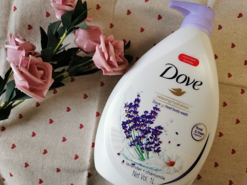 REVIEW | Dove Go Fresh Relaxing Hydration Body Wash