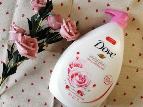 REVIEW | Dove Go Fresh Softening Hydration Body Wash