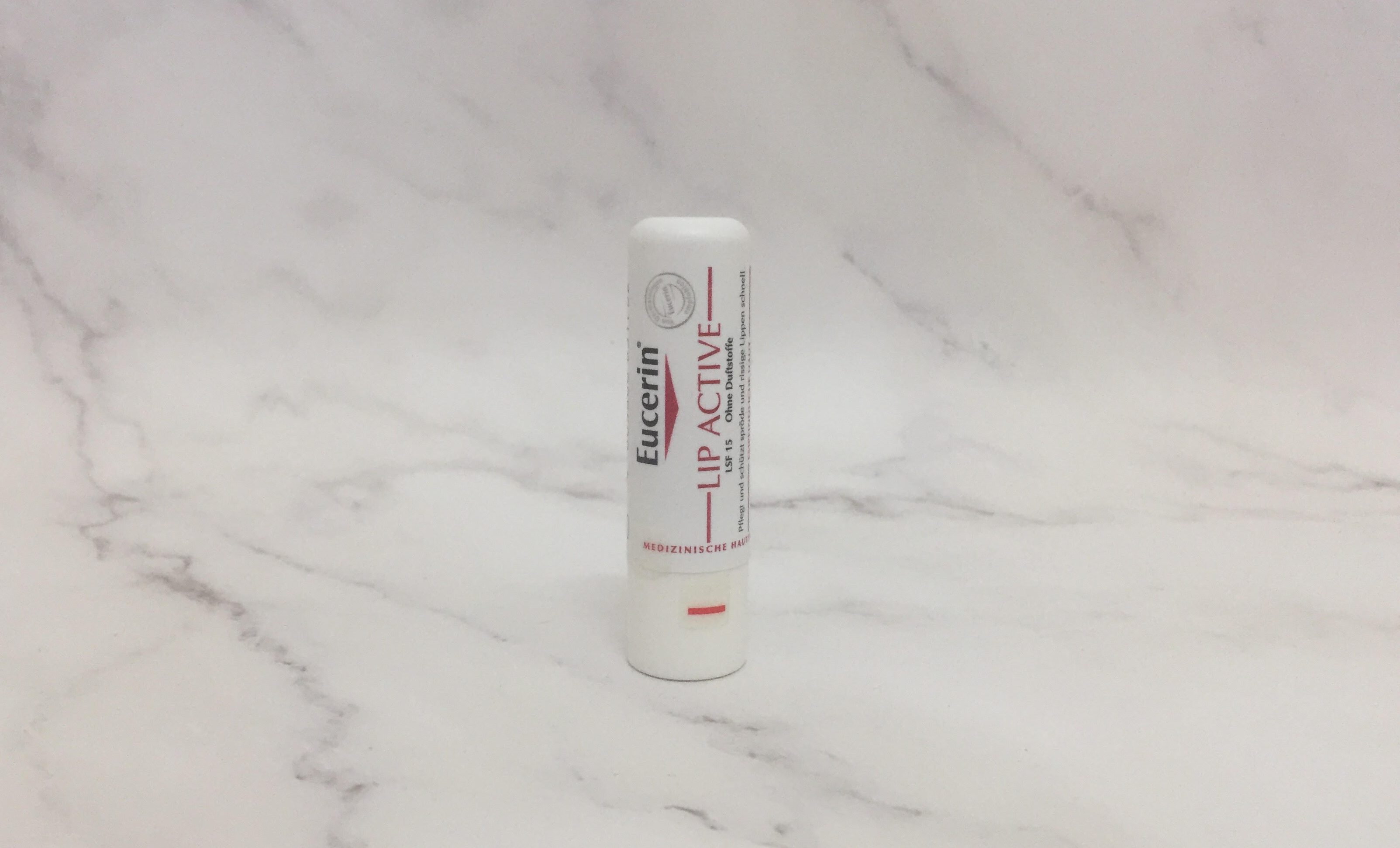 REVIEW | Eucerin Lip Active Sensitive Skin