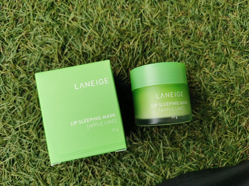 REVIEW | Laneige Lip Sleeping Mask