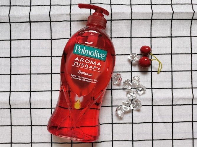 REVIEW | Palmolive Aroma Therapy Sensual Shower Gel