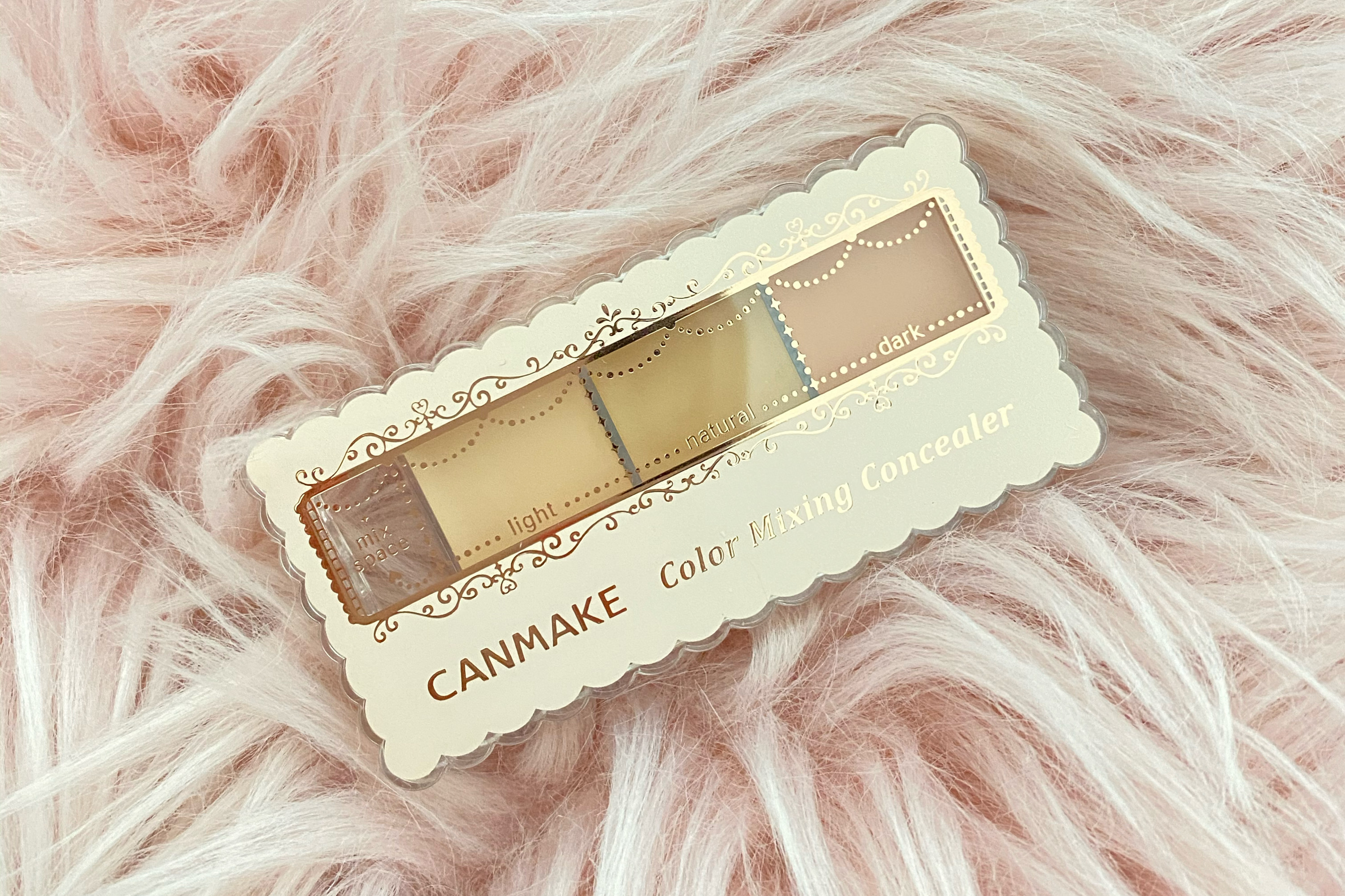 BM REVIEW | Canmake Color Mixing Concealer