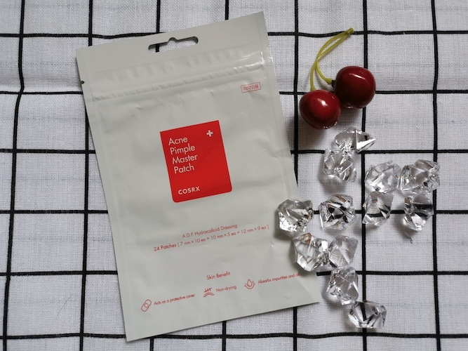 REVIEW | Cosrx Acne Pimple Master Patch