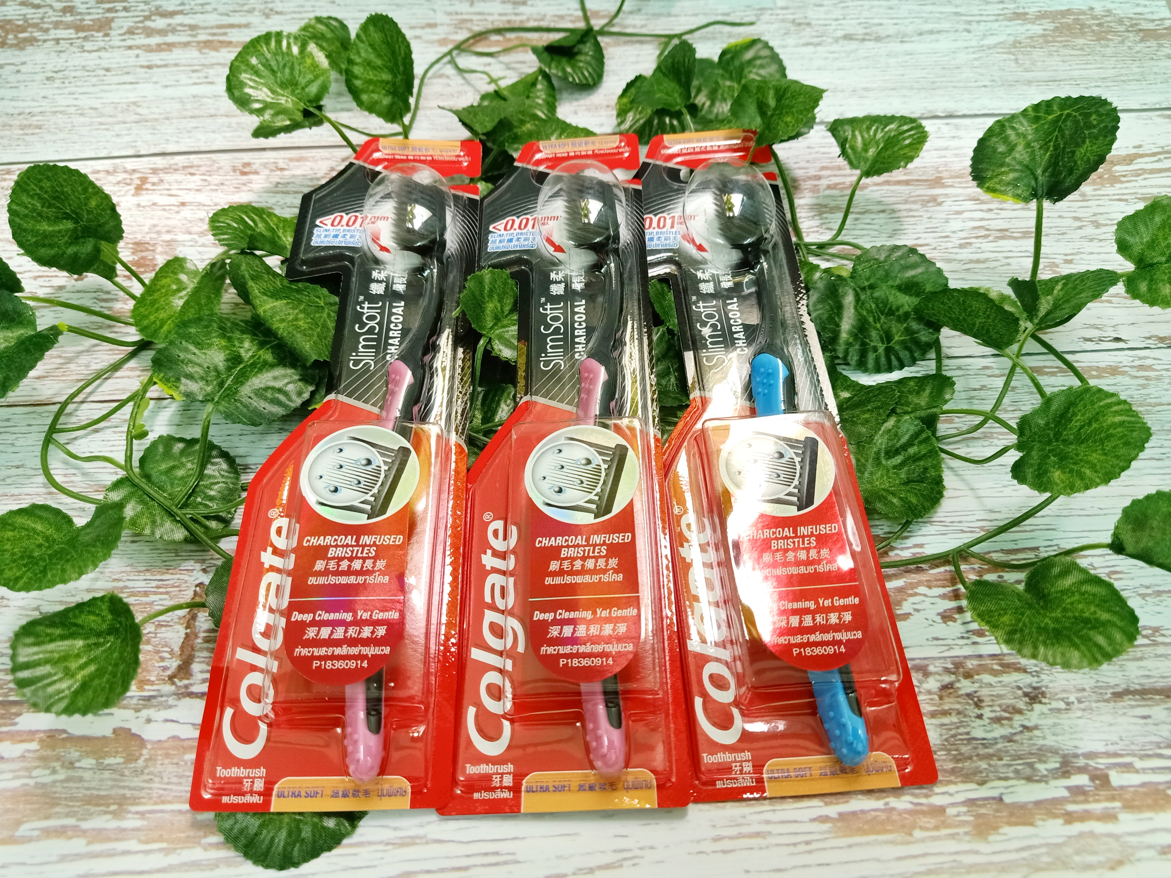 REVIEW | Colgate Slim Soft Charcoal Toothbrush For Healthier Gum – My Fave!