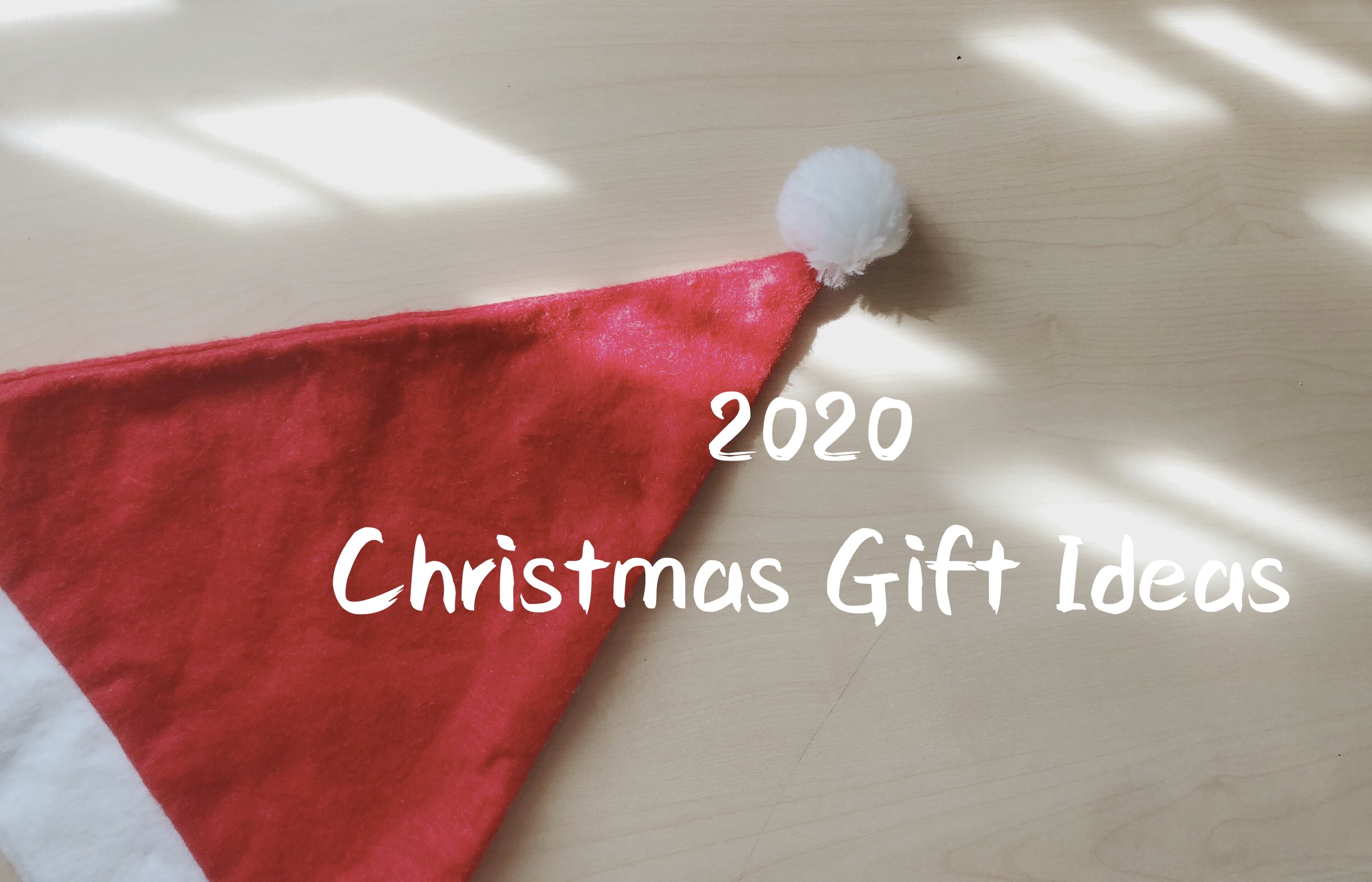 MUST HAVE | 2020 Christmas Gift Ideas
