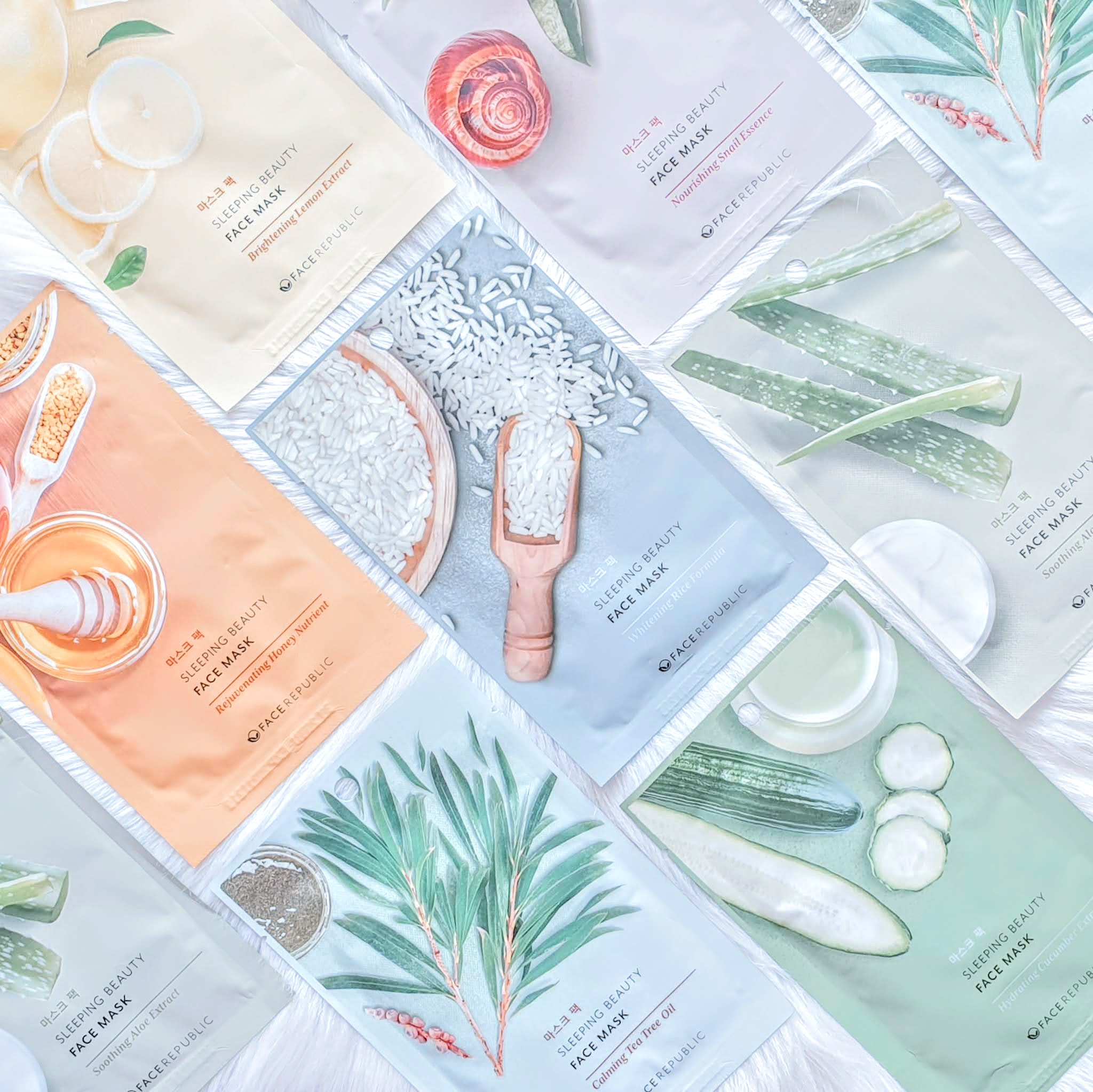 Face Republic 7 Days Sleeping Beauty Mask | Review
