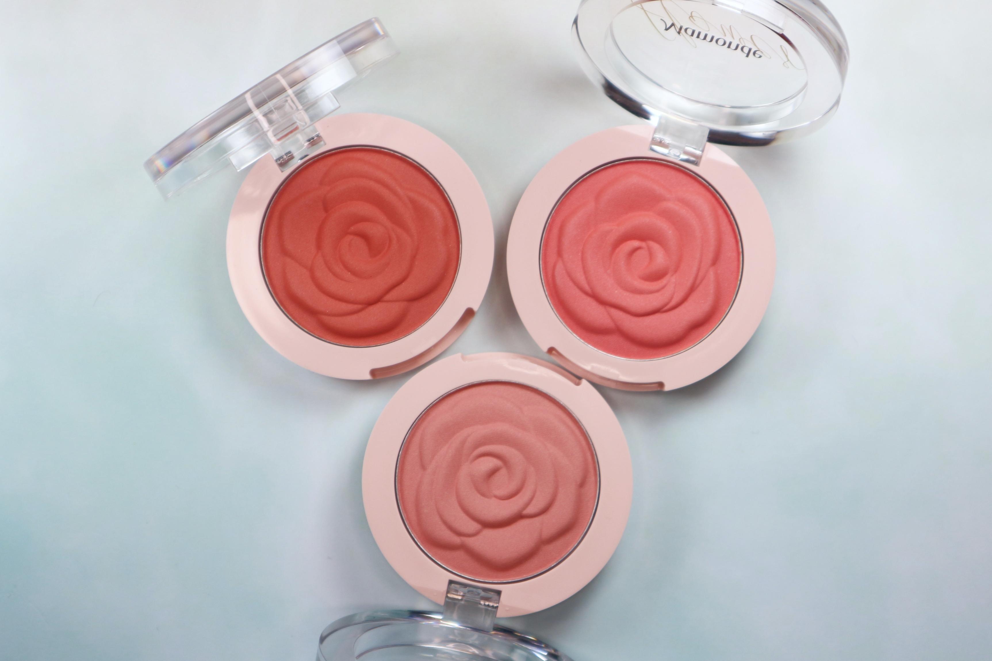 REVIEW | Mamonde Flower Pop Blusher